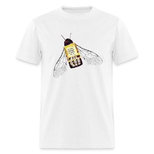 b the change u want to c - Men's T-Shirt