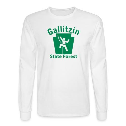 Gallitzin State Forest Keystone Climber - Men's Long Sleeve T-Shirt