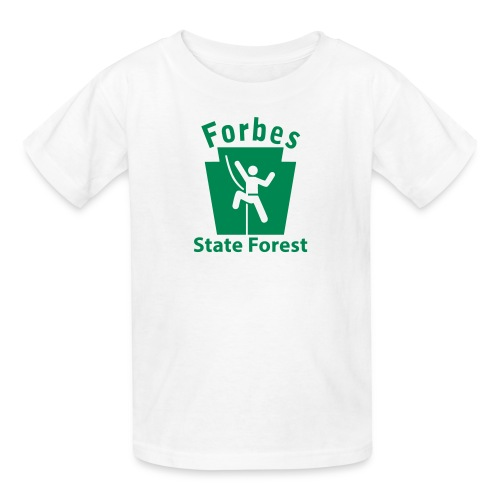 Forbes State Forest Keystone Climber - Kids' T-Shirt