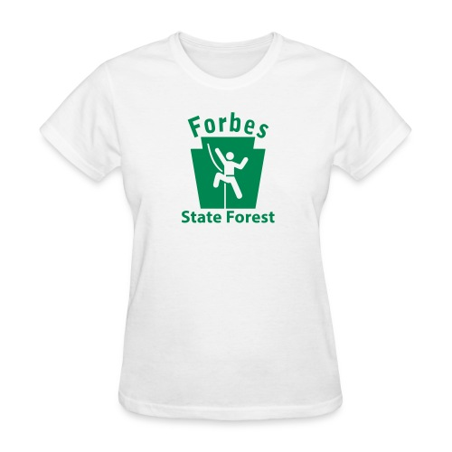 Forbes State Forest Keystone Climber - Women's T-Shirt