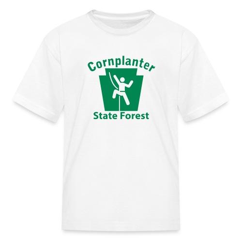 Cornplanter State Forest Keystone Climber - Kids' T-Shirt