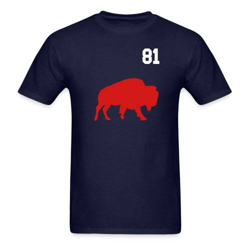 Buffalo Owen's -81 T-shirt, Men's - Men's T-Shirt