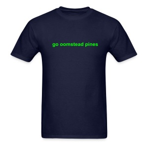 oomstead pines male - Men's T-Shirt