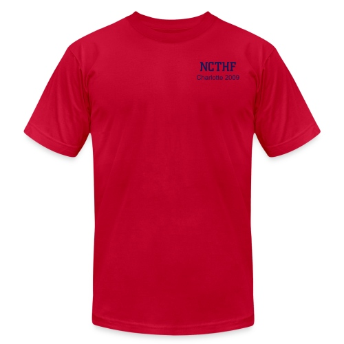 TeeShirt-Red - Men's  Jersey T-Shirt