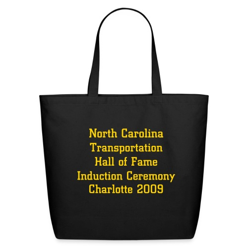Tote-Black/Gold - Eco-Friendly Cotton Tote