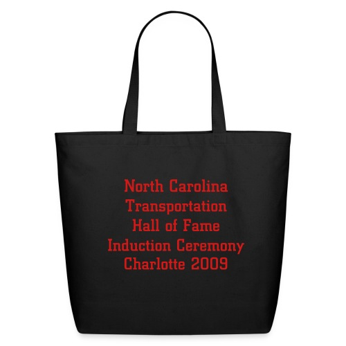 Tote-Black/Red - Eco-Friendly Cotton Tote