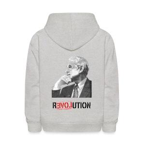 Ron Paul Revolution - Kid's Hooded Sweatshirt - Kids' Hoodie