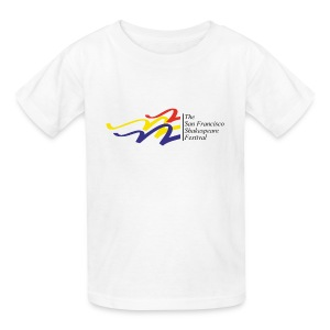Kids' Festival Logo Basic Tee - Kids' T-Shirt