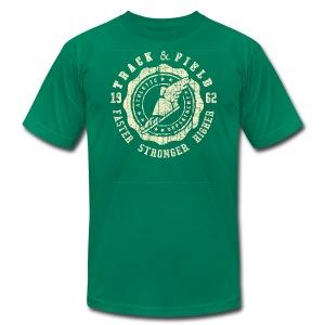 Track & Field - Men's Fine Jersey T-Shirt