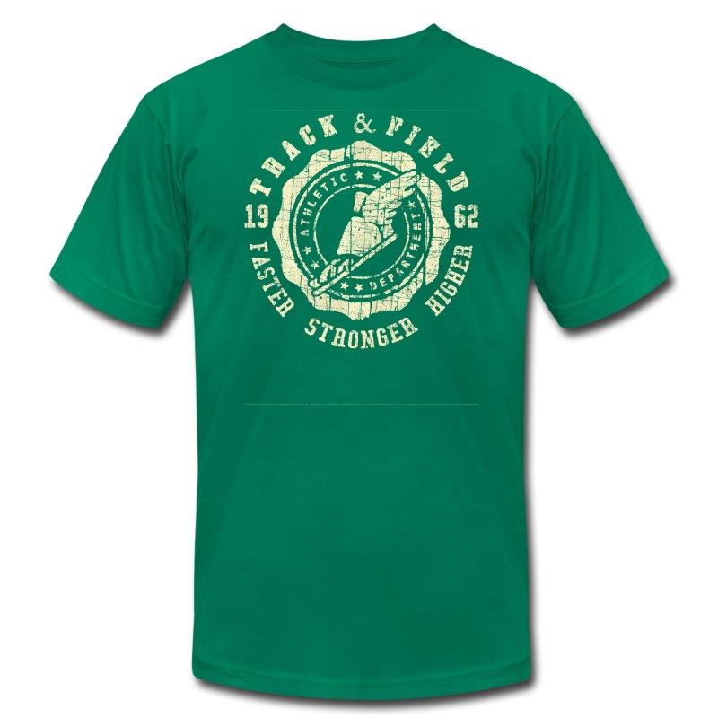 Track Field T Shirt Spreadshirt