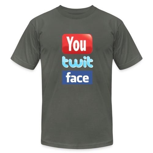 fred - Men's Fine Jersey T-Shirt