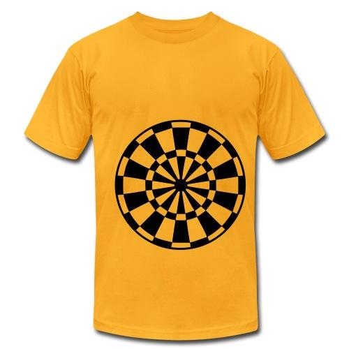 darts - Men's Fine Jersey T-Shirt