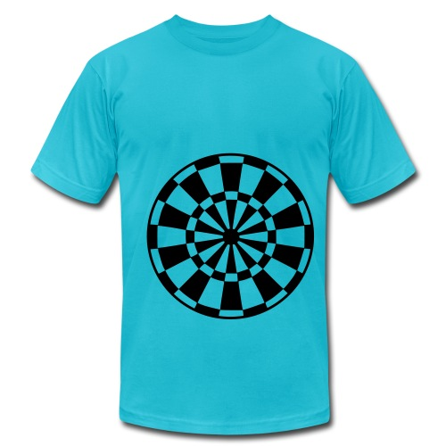 darts - Men's Fine Jersey T-Shirt