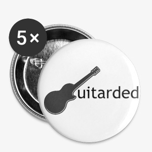 'Guitarded' button  - Large Buttons