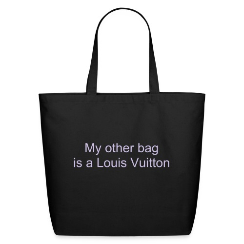 My other bag - Eco-Friendly Cotton Tote