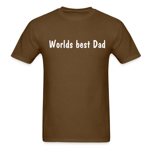 Just for Dad - Men's T-Shirt