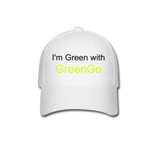 GreenGo= Awesomeness Baseball Caps - Baseball Cap