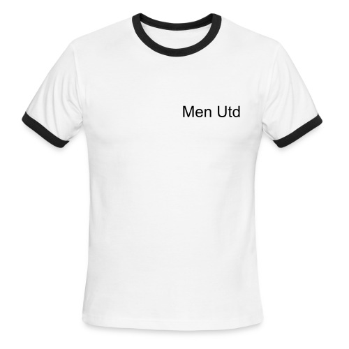 Men Utd - Men's Ringer T-Shirt
