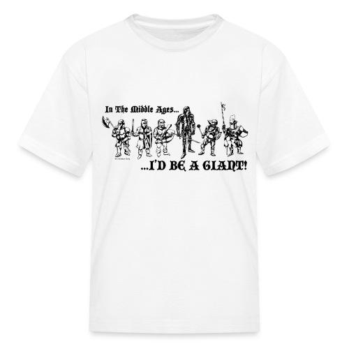 Giant Knight Kids Multi color - Kids' T-Shirt