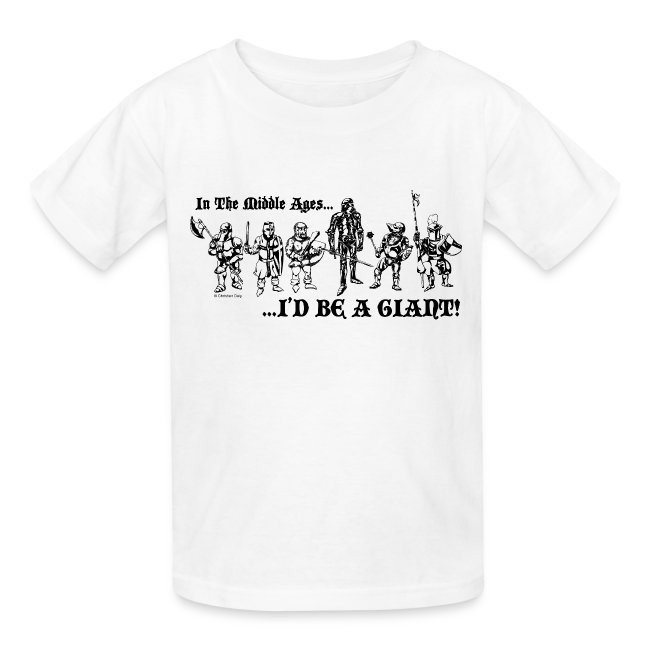Giant Knight Kids Multi color