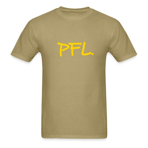 PFL. T-Shirt Custom Color - Men's T-Shirt