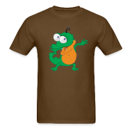 T-Shirts ~ Men's T-Shirt ~ SCHNAPPI (Mens) Standard Weight