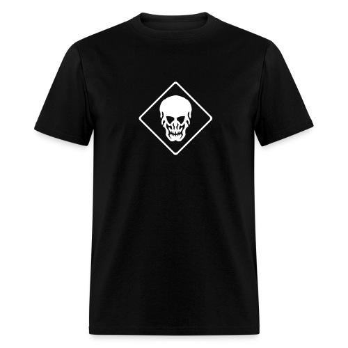 Skull T-Shirt - Men's T-Shirt