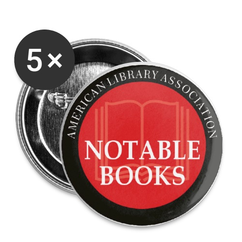 Notable Books - Small Buttons