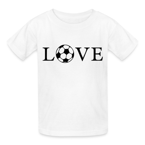Love Footie T - Kids' T-Shirt