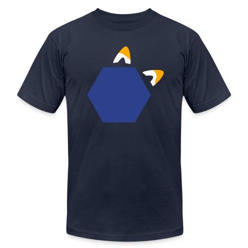 Hexacat Shirt - Men's Fine Jersey T-Shirt