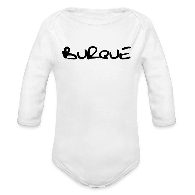 Burque - long sleeve  - kids - white