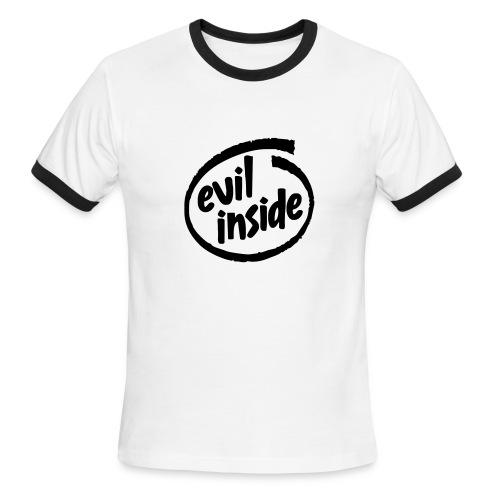 Intel Shirt - Men's Ringer T-Shirt