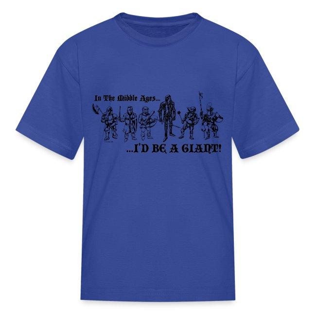 Kids Knight T-shirt