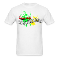 T-Shirts ~ Men's T-Shirt ~ Greetings from LA