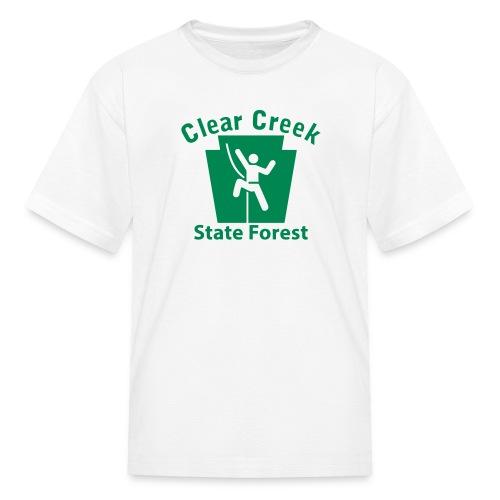 Clear Creek State Forest Keystone Climber - Kids' T-Shirt