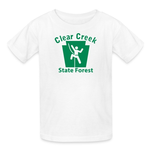 Clear Creek State Forest Keystone Climber - Kids' T-Shirt