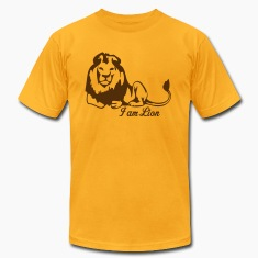 Gold lions T-Shirts