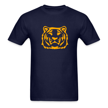 Navy tigers T-Shirts
