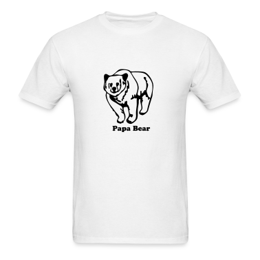 White bear T-Shirts