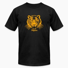 Black tiger3 T-Shirts