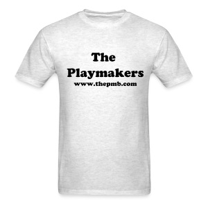 The Playmakers-Oakland Raiders Style - Men's T-Shirt