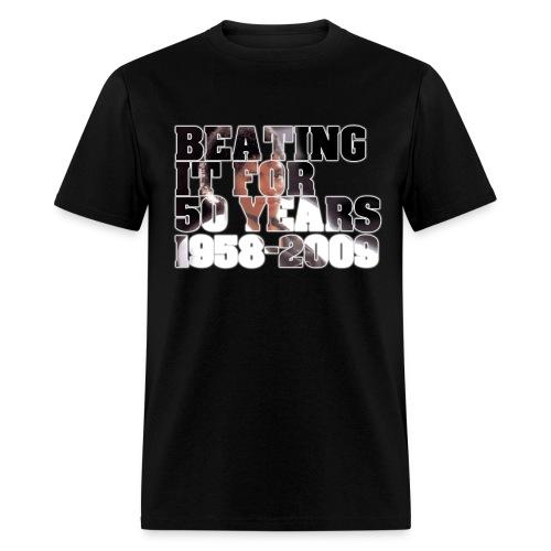 50 years - Men's T-Shirt