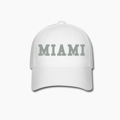 White miami by wam Caps