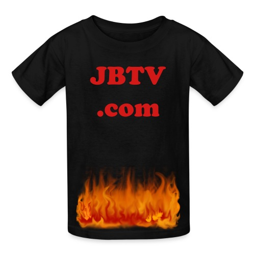 JBTV Fire - Kids' T-Shirt