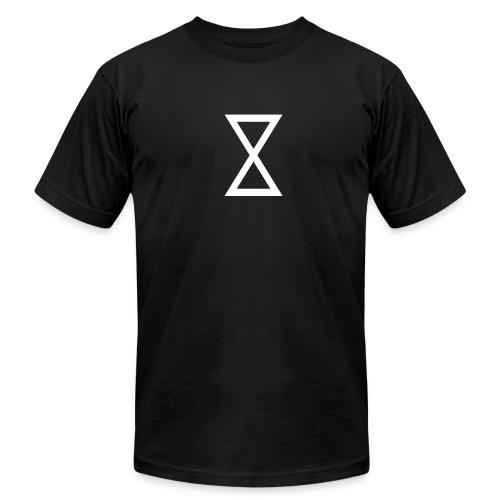 Time (American Apparel) - Men's Fine Jersey T-Shirt