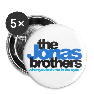 Jonas Brothers Pin - Small Buttons
