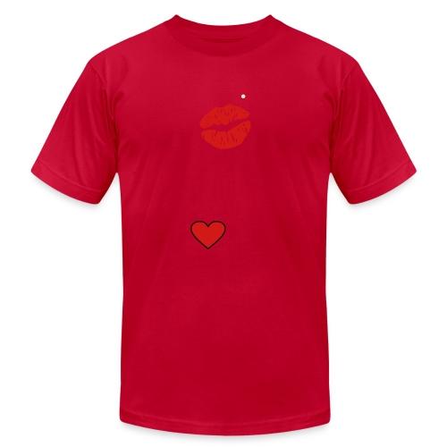 love shirt - Men's  Jersey T-Shirt