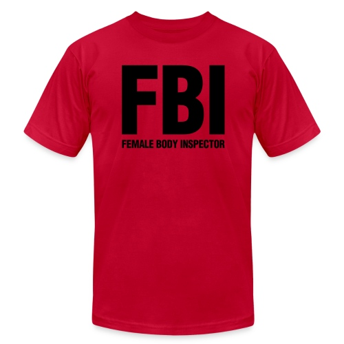 Men's FBI Tee - Men's  Jersey T-Shirt