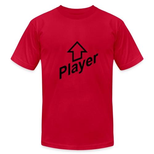Men's Player Tee - Men's Fine Jersey T-Shirt