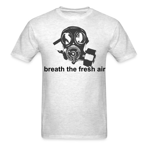 fresh air - Men's T-Shirt